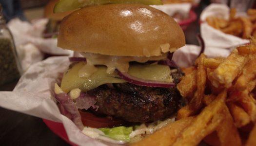 Red Iron Burger