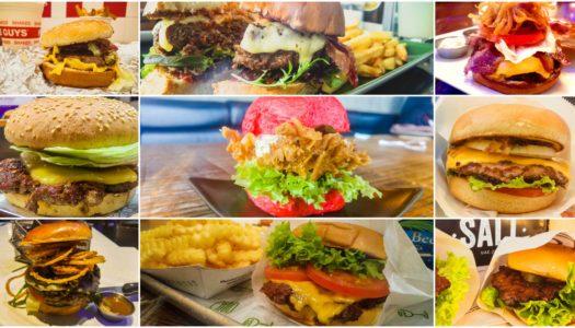 Dubai Burger Special