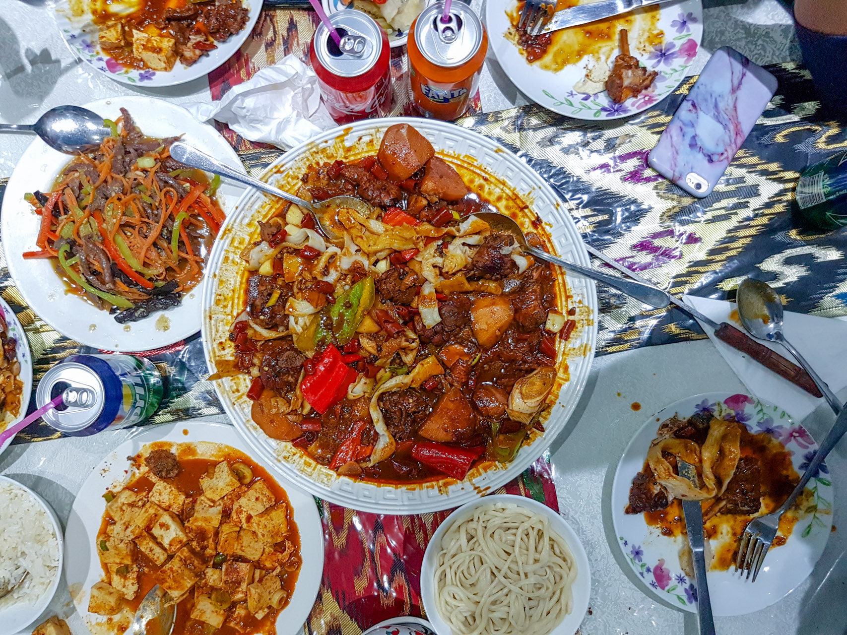 Halal Chinese Food In Walthamstow