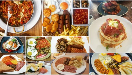 21 Halal Breakfast places in London